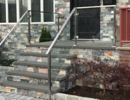 glass railing 2